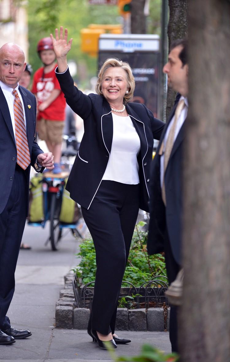 【働く女の星★】ヒラリー・クリントンの「勝負服」おさらい_4