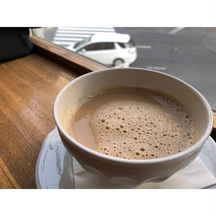 ブラックコーデでカフェ巡り♡_4