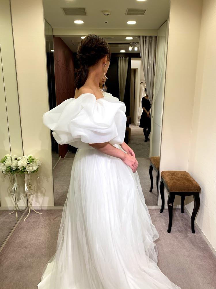 【Wedding】ドレス試着すべて見せます♡/後半①_5_2