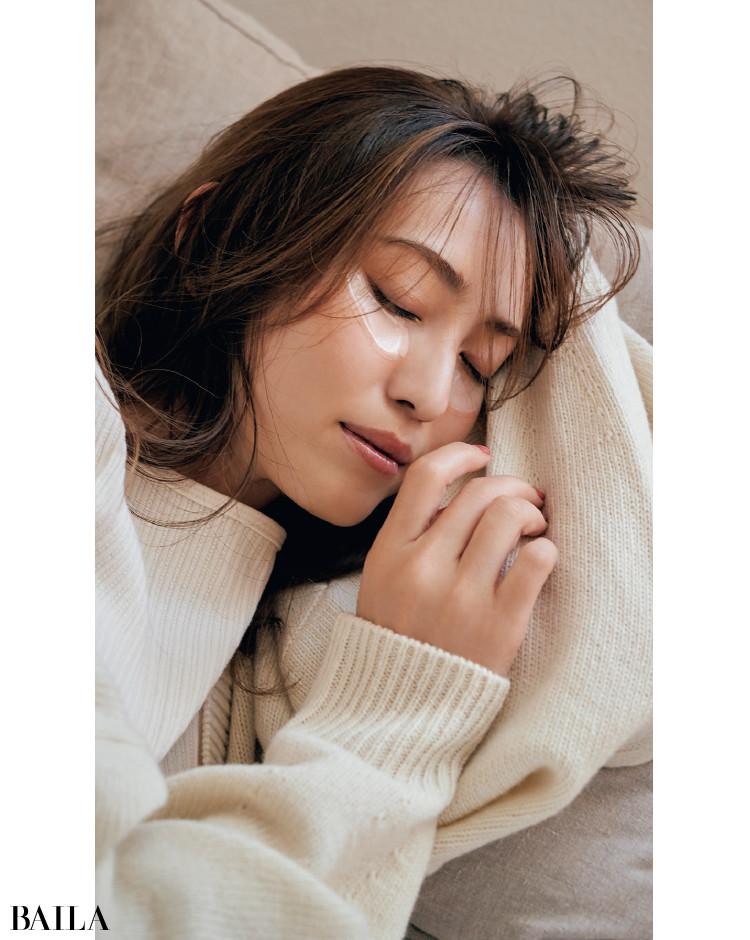 睡眠中にながら美容