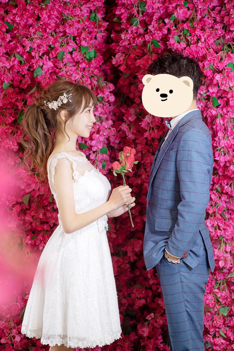 《WeddingPhoto》韓国気分でウェディング撮影を♡_5_2
