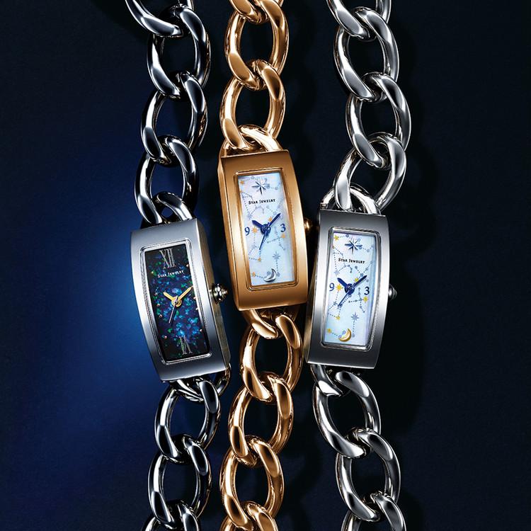 スタージュエリー限定腕時計