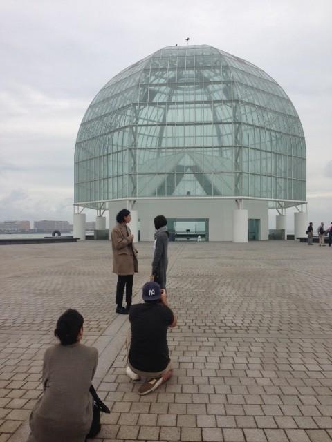 【髙橋義明くんと行く♥】東京4大名建築クルーズ_2