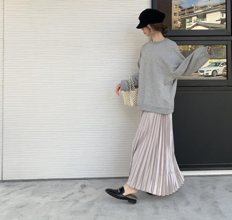 【購入品】春にマスト。fifthのプリーツスカート_3