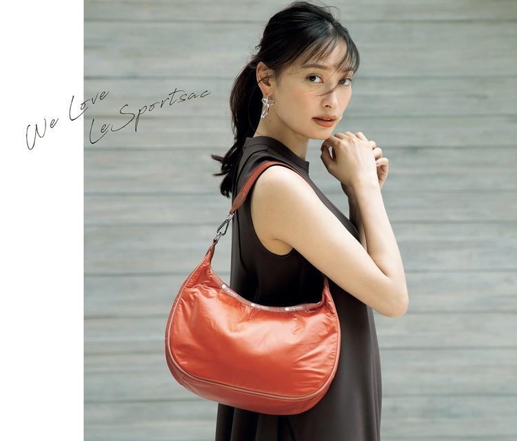 カジュアル化する通勤スタイルにも、休日のお出かけにも【毎日愛せるレスポートサックの機能派バッグ】_8