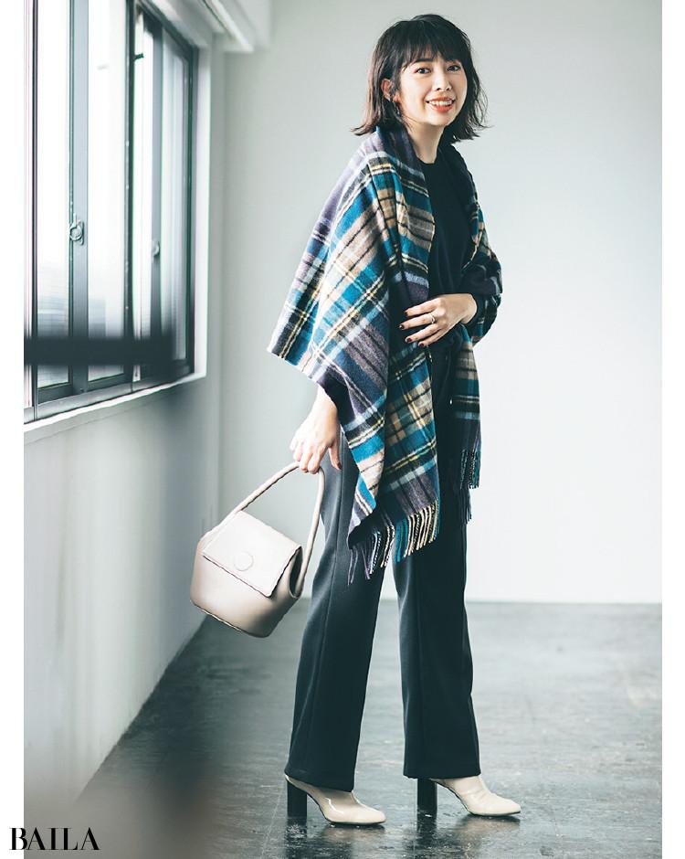【30代スタイリストが私服でアンサーまとめ】リアルだから役に立つ。その冬服はもっと素敵に着られる!_14