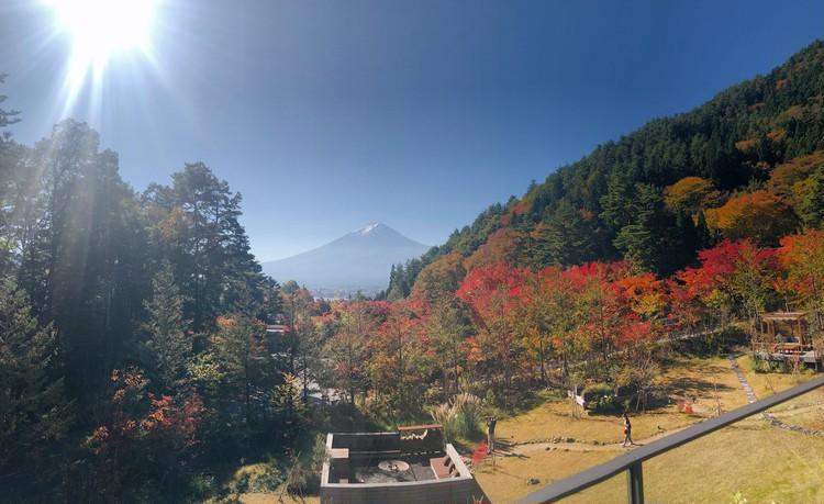 【GoTo】部屋から富士山♡森の中の隠れ家ホテルで贅沢stay_1