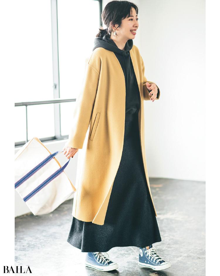 【30代スタイリストが私服でアンサーまとめ】リアルだから役に立つ。その冬服はもっと素敵に着られる!_38