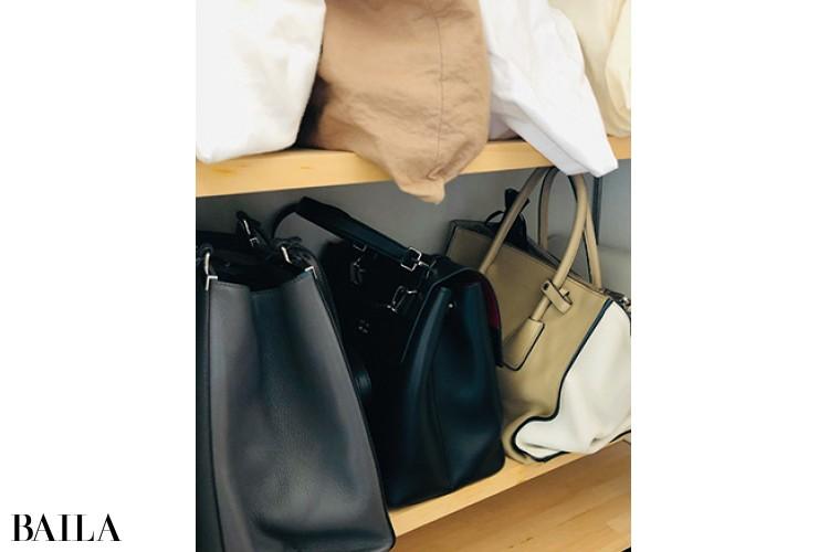 大切なバッグを邪気から守って!