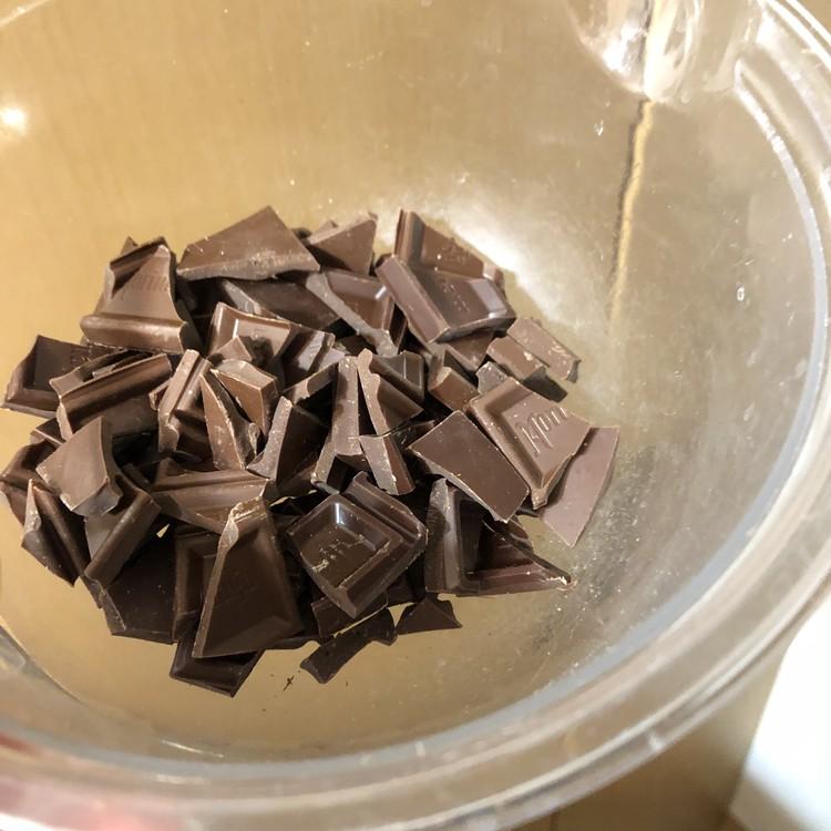バレンタインにも♡材料2つで濃厚チョコクッキーを作ってみた!_2