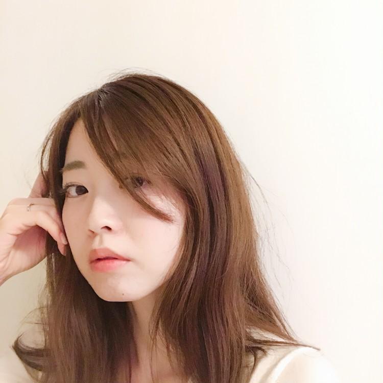 """""""伸ばしかけ うざバング""""が断然イイ♡BAILA世代にもOKな前髪_2"""