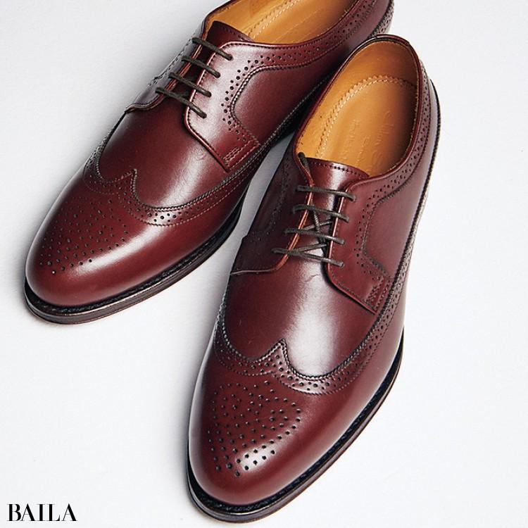ジャラン スリウァヤの靴