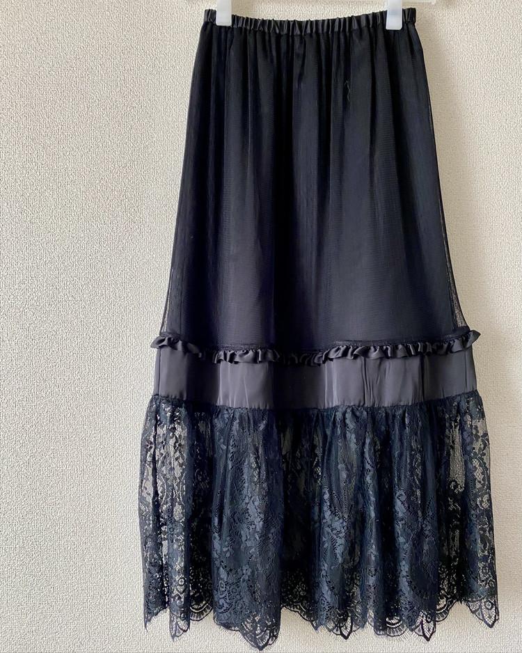 ジーユー(GU) 2021春 買ってよかった おすすめ コラボスカート アンダーカバー UNDERCOVER セール