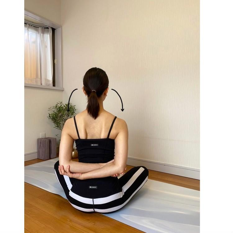 【初心者向け】松原麻衣さんが教える簡単ヨガ・動画つき!_11