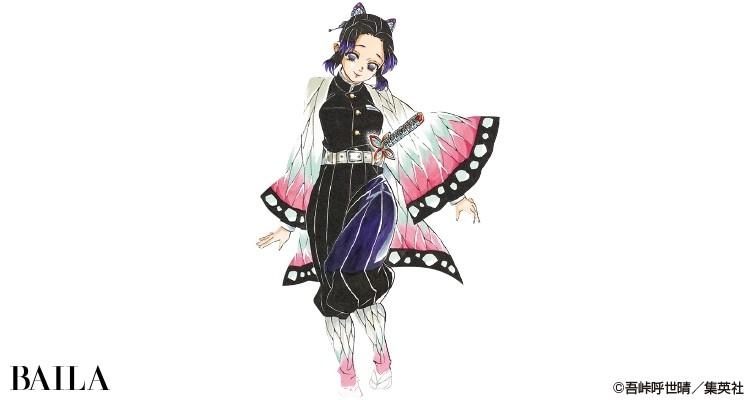 『鬼滅の刃』胡蝶しのぶ