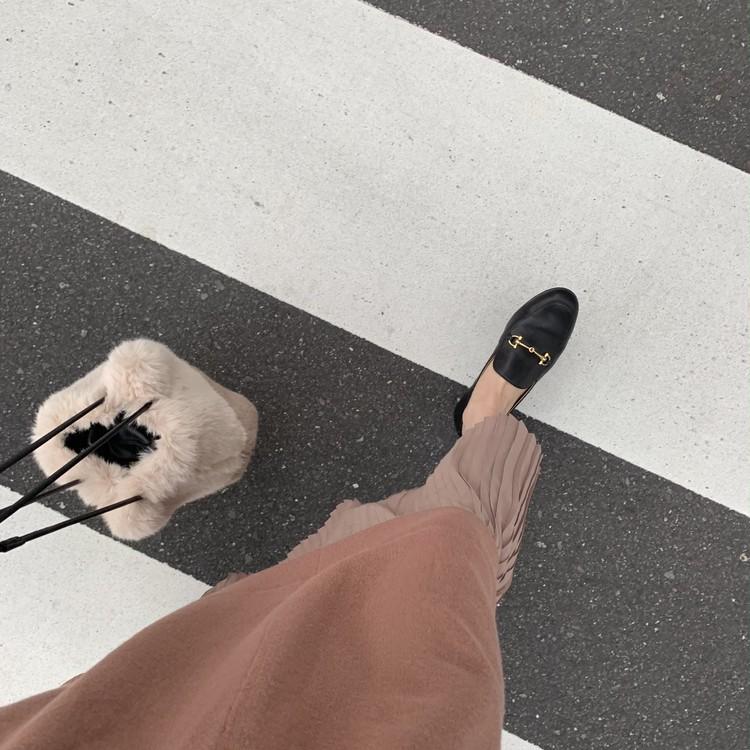 秋の本命はこれ♡「CPOジャケット」「ビットローファー」_3