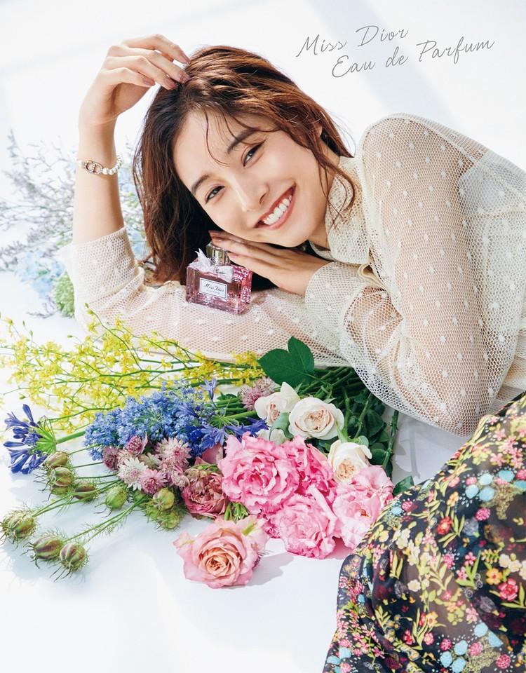 【新木優子×Dior】私を幸せにするのは私だから。愛が目覚める香り、慈しむルージュ_2