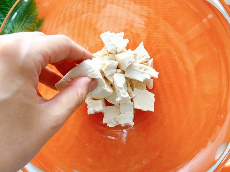 おうち時間に簡単おつまみレシピ! ビールに合う包丁いらずのくずし豆腐_2