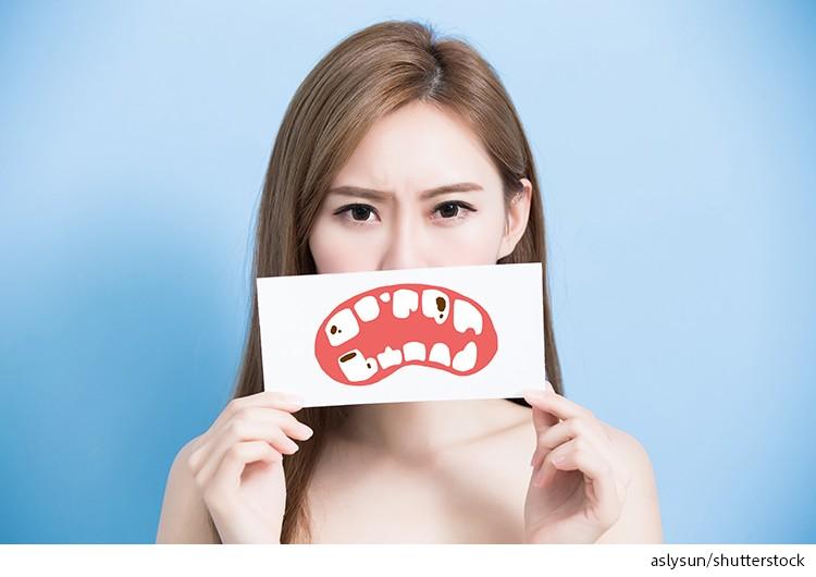 30代になると歯のトラブルが増える理由