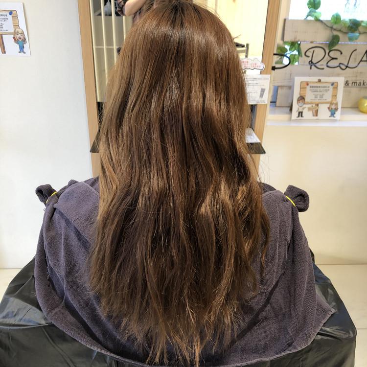カスタム式⁈髪質改善トリートメント#あれやりたい_1