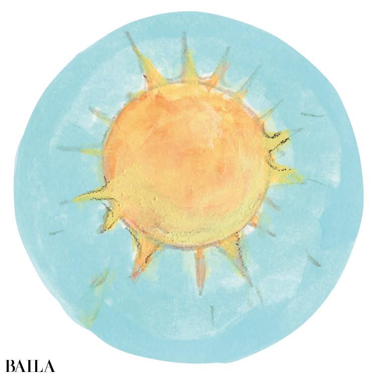 <太陽>タイプの2021下半期の運勢はこちら