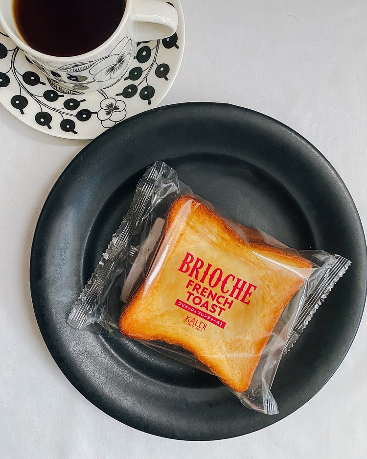 【カルディ】ブリオッシュフレンチトースト