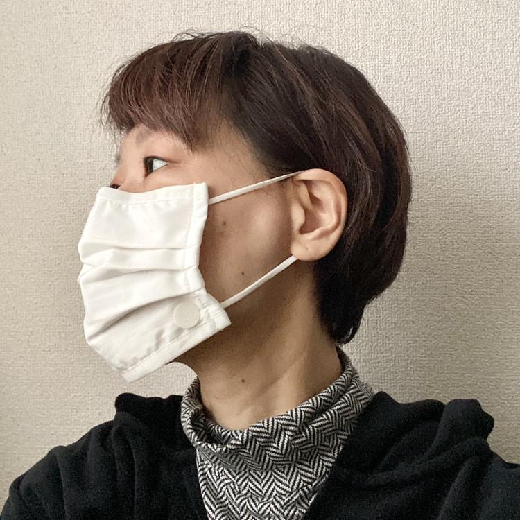 【無印良品】「マスクに貼るアロマオイル用シール」が新登場 使い方 着用感 布マスク