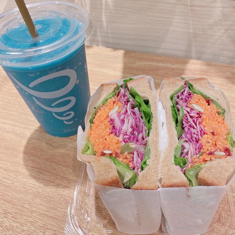日本初「サンドイッチ」