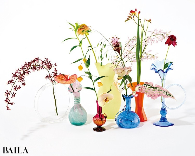 ドゥフトの花束