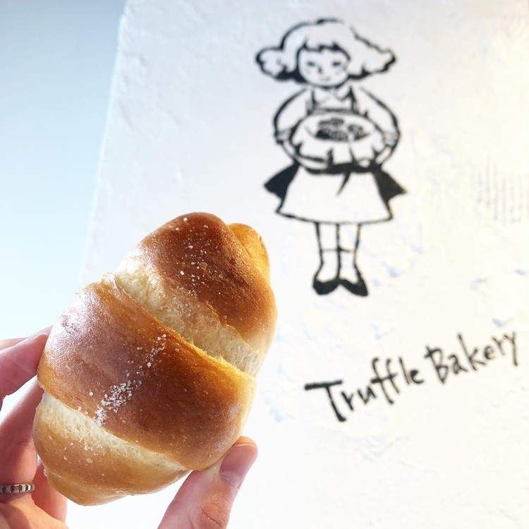 トリュフ香るパン⁈Truffle BAKERY【はるパン活】_5