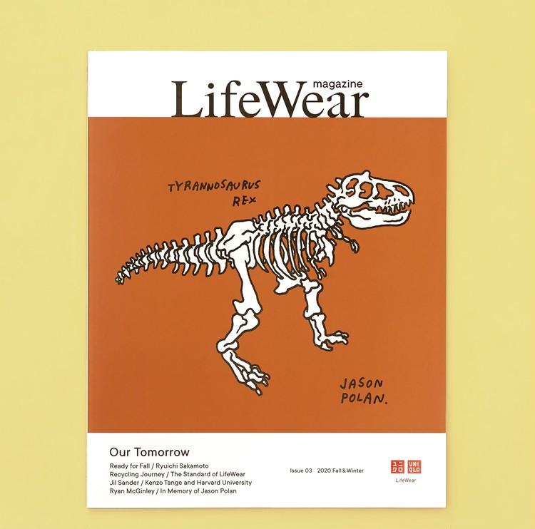 LifeWear Magazine Vol.3