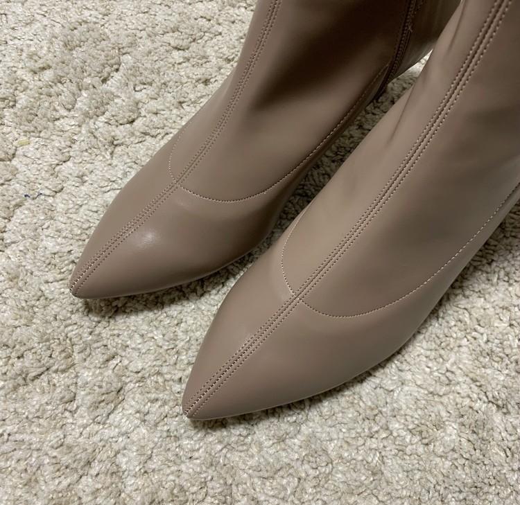 履きやすさ◎ルタロンの女っぽブーツ♡_3