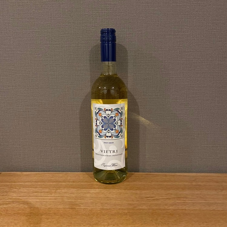 【成城石井で買えるおすすめワイン】2.ヴィエトリ ピノグリージョ オーガニック