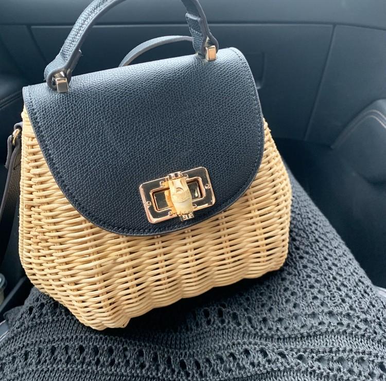 プチプラに見えない!H&Mのスモールバッグが可愛すぎる♡_1