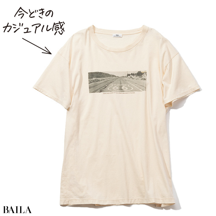フォトTシャツ¥10450/ティッカ(ティッカ)