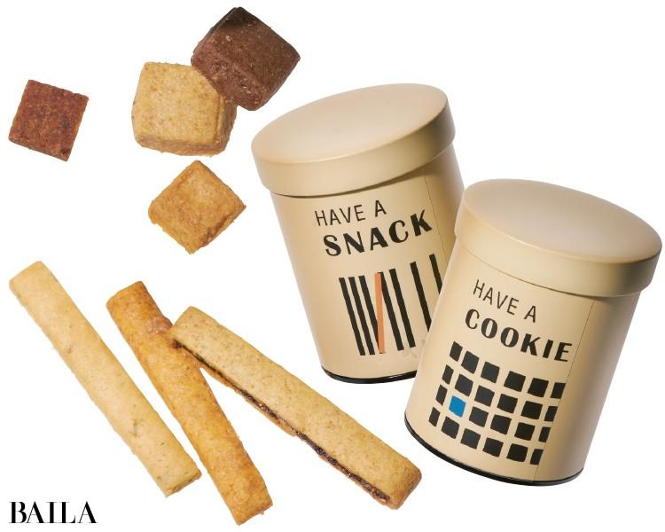 GOOD NEIGHBORS' FINE FOODSのオリジナルクッキー缶