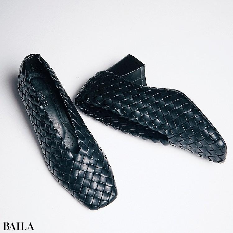 スナイデルの靴