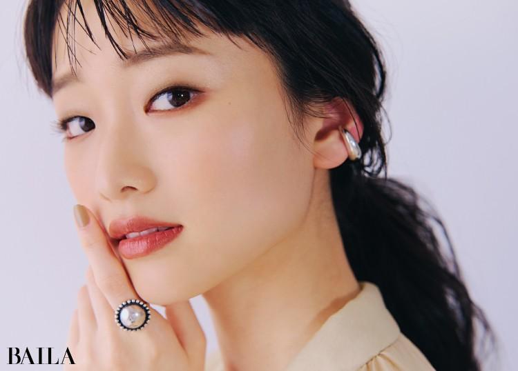 モデル/月山京香