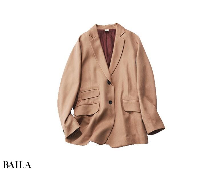 ロンハーマンのベージュジャケット