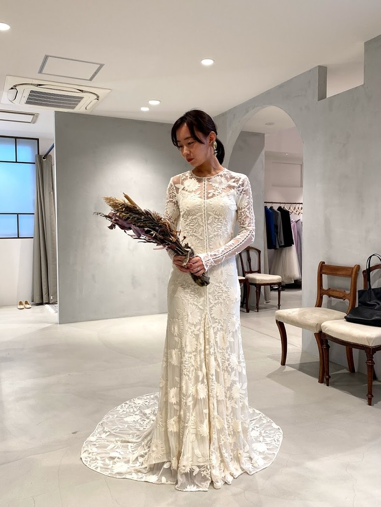 【Wedding】ドレス試着すべて見せます♡/前半_1_1