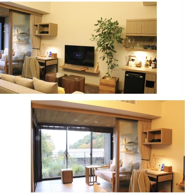 【GoTo】部屋から富士山♡森の中の隠れ家ホテルで贅沢stay_6