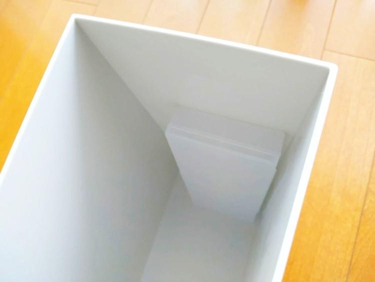 ファイルボックスに入れたポリプロピレンピルケース