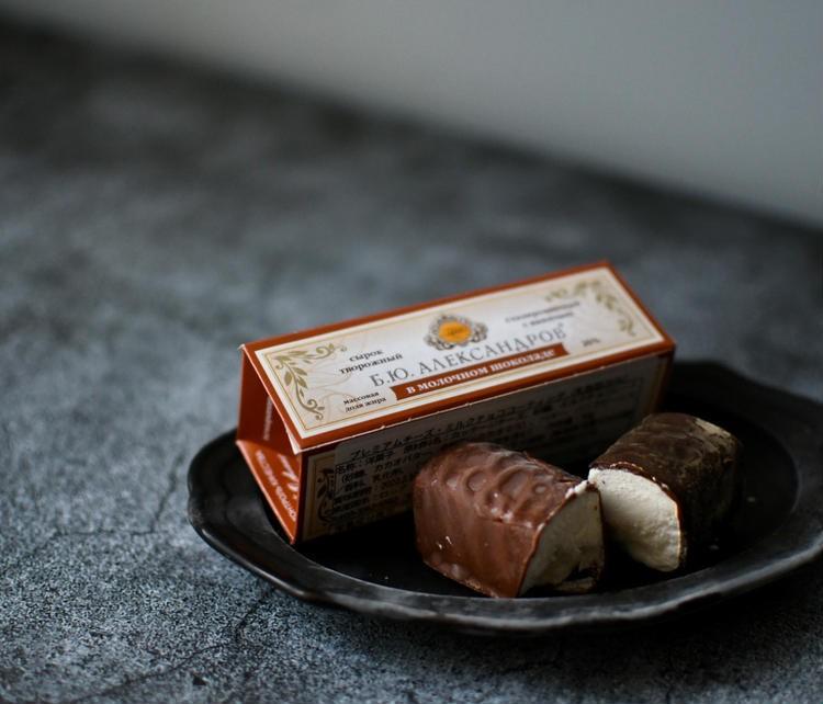 【カルディ】新感覚のチーズケーキ「ロシア プレミアムチーズ」