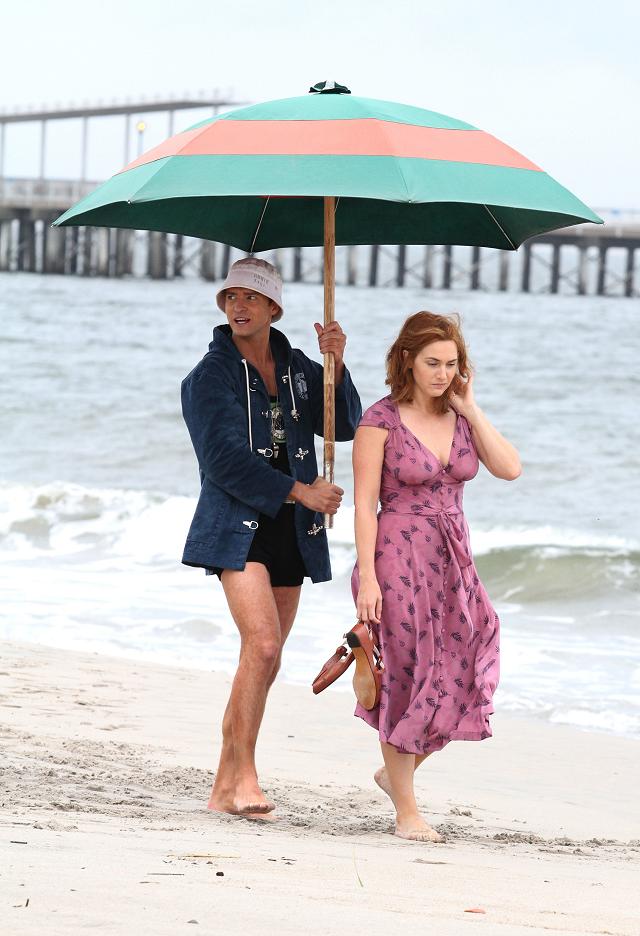 傘さすセレブ&ささないセレブ。雨の日だって絵になることが第一です_4
