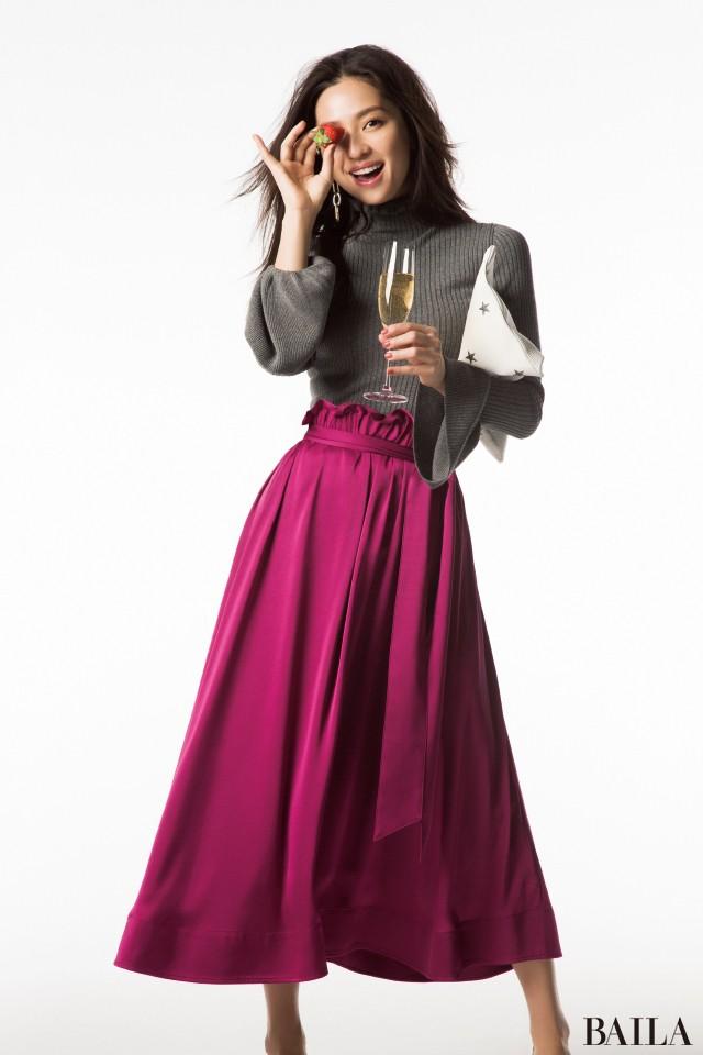 週4ブランドで始める♡ 春の【女子会トレンド】&【通勤ベーシック】_1