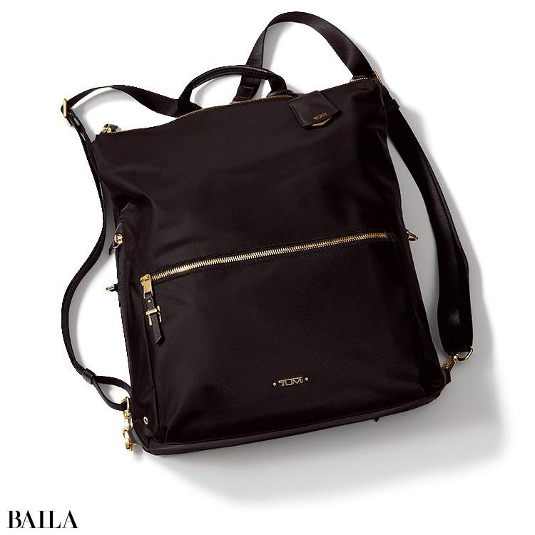 トゥミのバッグ