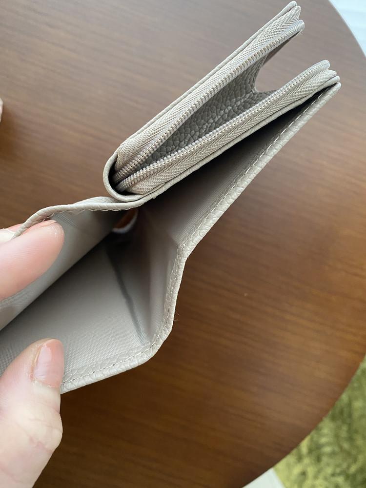 【BAILA4月号付録】売り切れ注意なDeuxieme classeミニ財布!_6