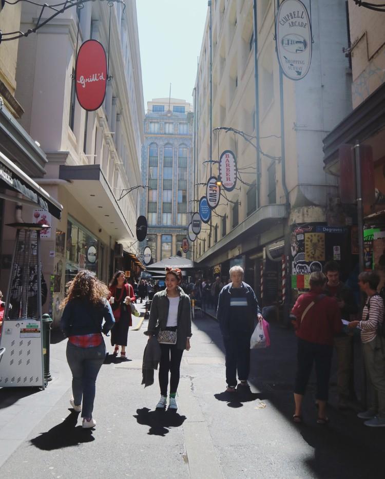 女子旅♡美食の街メルボルンで食べ歩き_6