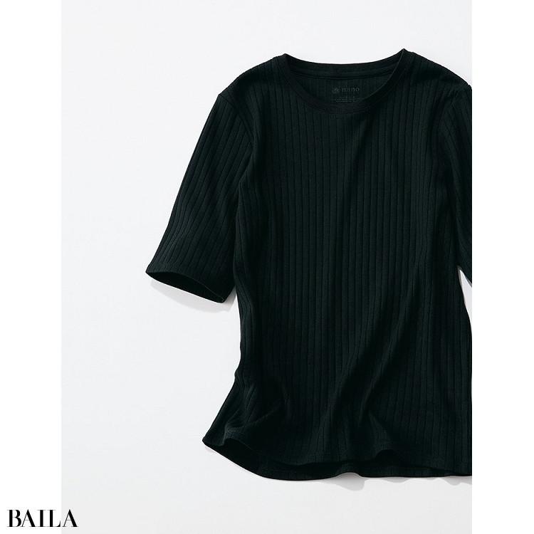 ナノ・ユニバースのTシャツ