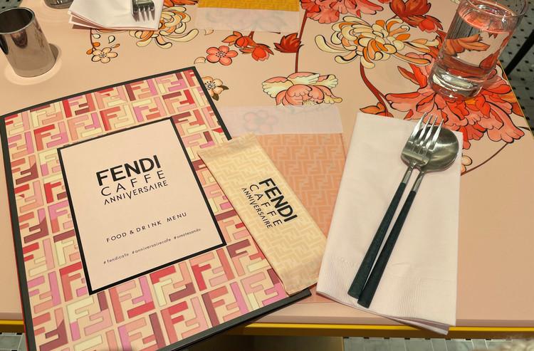 <心もお腹も満たされる>話題の「FENDI CAFE」へ♡_3